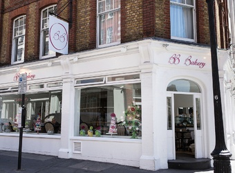 BB Bakery London - WC2N 4HU