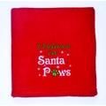 I Believe In Santa Paws Blanket