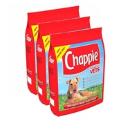 Chappie - Complete Original Beef Dog Food x 3