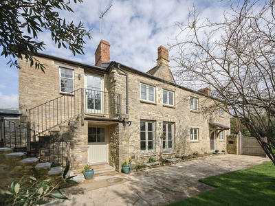 Holliers Cottage, Oxfordshire, Mill Ln