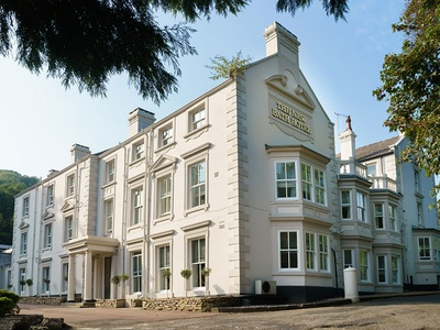 New Bath Hotel & Spa, Derbyshire, Matlock