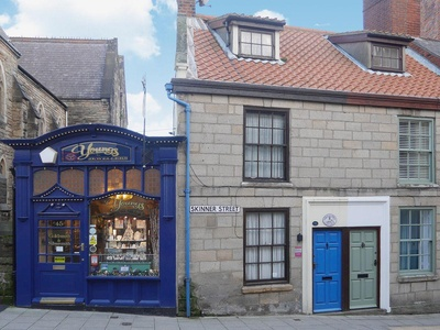 Smuggler's Cottage, North Yorkshire, Skinner St