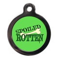 Spoiled Rotten Dog ID Tag