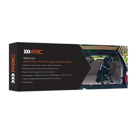 RAC Advanced Universal Dog Guard