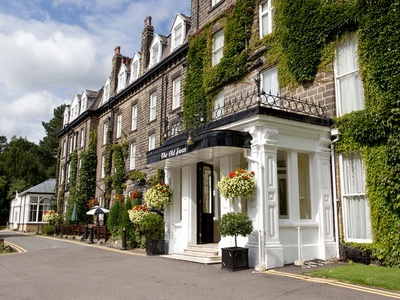 The Old Swan Hotel, North Yorkshire, Harrogate