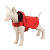 Baker & Bray - Hampstead Dog Hoodie – Raspberry & Burgundy