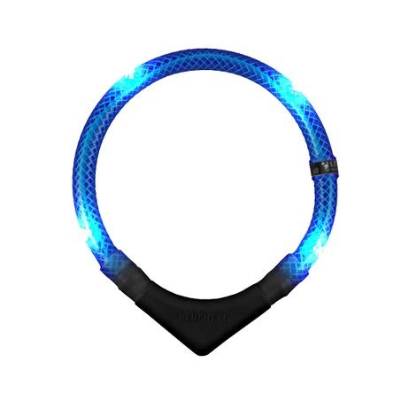 Premium Leuchtie LED Collar - Blue