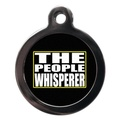 The People Whisperer Pet ID Tag