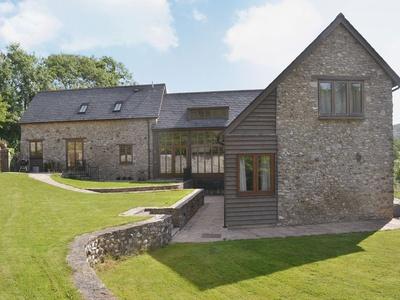 Stockham Lodge, Devon, Southleigh