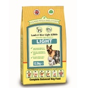 James Wellbeloved - JW Adult Lamb & Rice Light 12.5kg