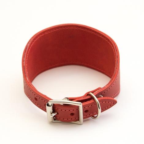Shuka Red Hound Collar 3