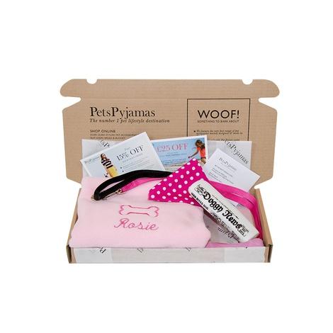 Puppy Love - Pink