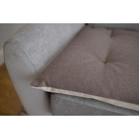 Wool Sofa Topper - Earth 2