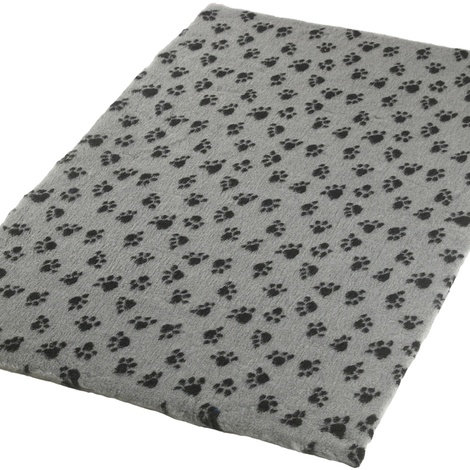 Vet Bedding Roll in Grey & Black
