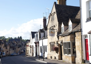 The Lion Inn, Cotswolds 2