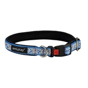 Gor Pets - Ami Play Wink Collar - Blue