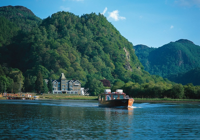 Lodore Falls Hotel, Lake District 1