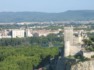 Beaucaire, Languedoc-Roussillon, Nimes