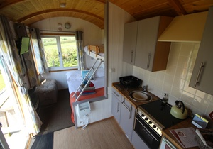 Rhossili Scamper Holidays - Super Grand Shepherd Hut, Swansea 2