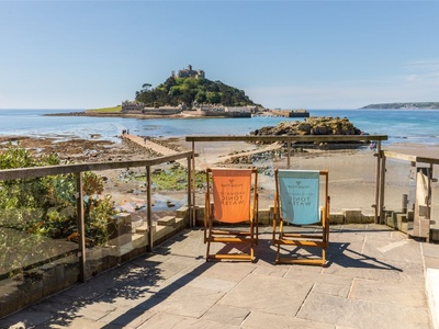 The Godolphin Arms, Cornwall, Marazion