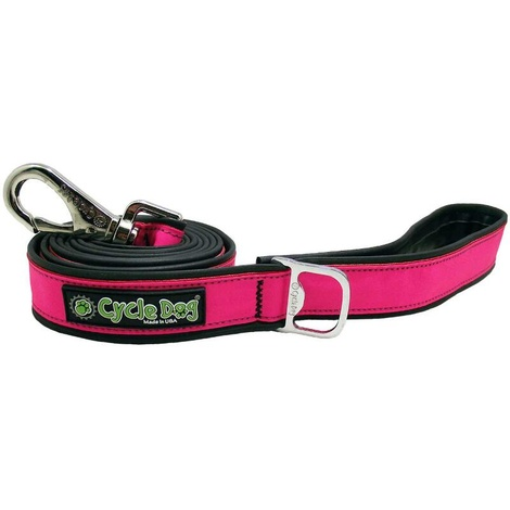 Hot Pink Max Reflective Dog Lead