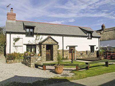 Tricks Cottage, Cornwall, Woolley