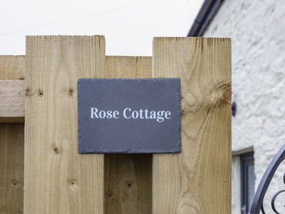 Rose Cottage, Cornwall, St. Ives
