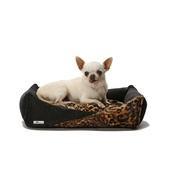 Katalin zu Windischgraetz - Bonheur Modern Dog Bed - Jet Black