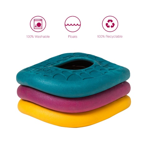 Zogoflex Air™ Dash Dog Frisbee – Blackcurrant 3