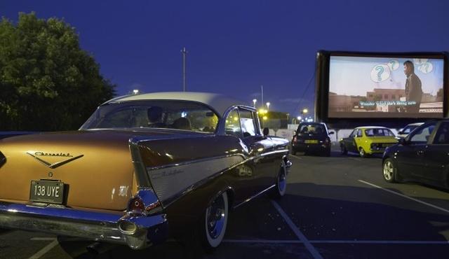 Drive In Cinema 2