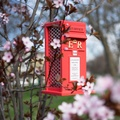 Post Box Peanut Bird Feeder 2