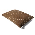 Cotton Top Day Bed - Dotty Chocolate 2