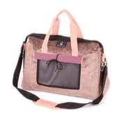 Zu & Lu - Suzon Pink Pet Carrier Bag