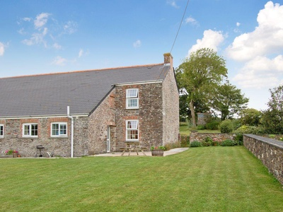 Cherry Cottage, Cornwall, Saint Issey
