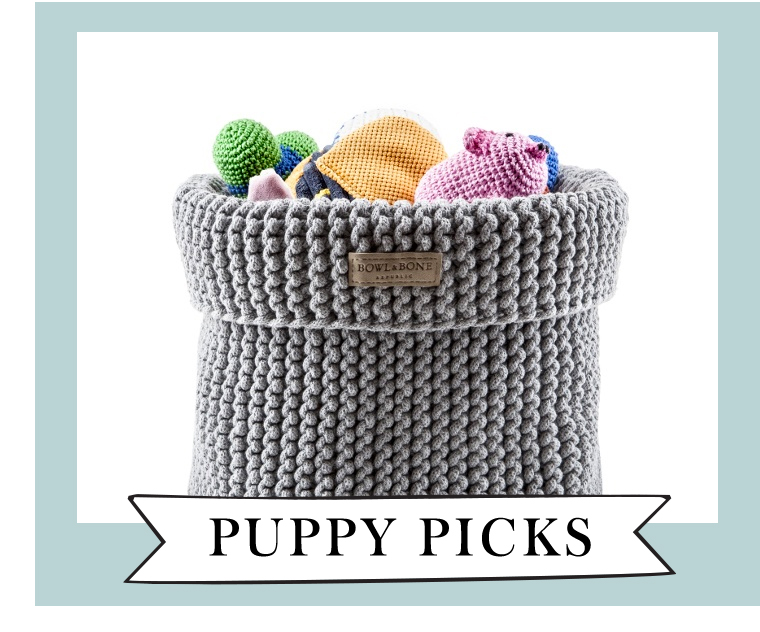 Box 6 - Puppy picks