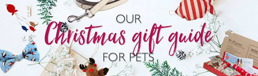 Shop PetsPyjamas's fabulous selection of dog gifts, presents for cats and christmas gifts for pets