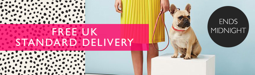 Free UK Standard Delivery